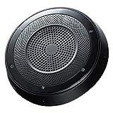 サンワダイレクト スピーカーフォン 会議用 360度集音 エコー/ノイズキャンセル USB/Bluetooth/AUX対応 400-BTMSP1