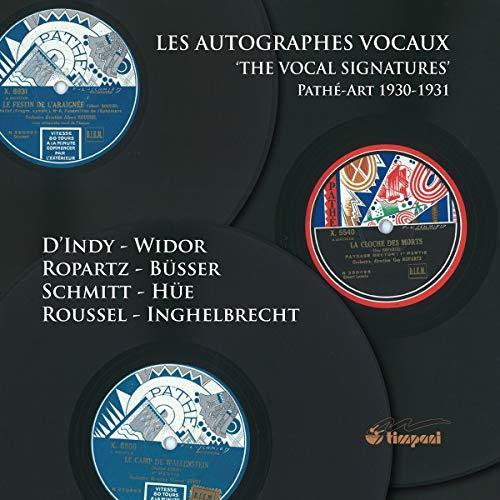 Vocal Signatures