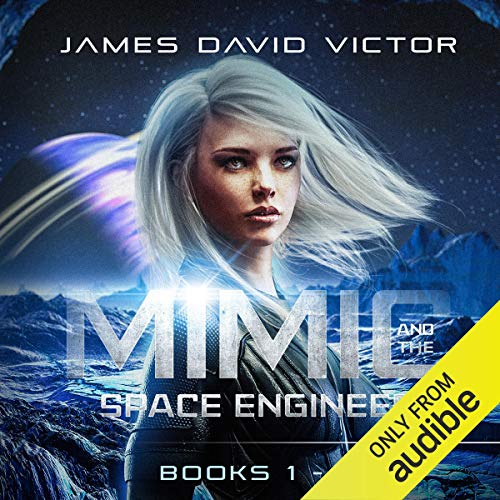 Mimic and the Space Engineer Omnibus cover art
