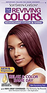 Softsheen Carson Dark and Lovely Reviving Colors, Ravishing Red