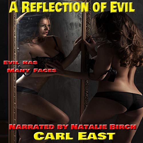 A Reflection of Evil audiobook cover art