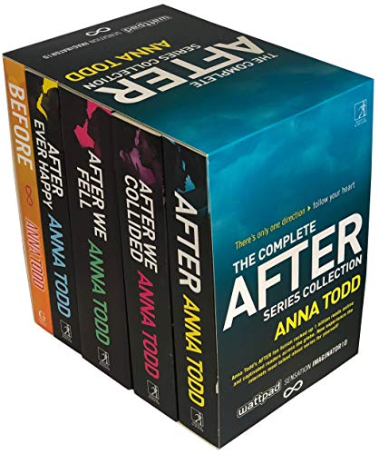 The After Series Slipcase Set