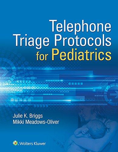 51a CQx+z+L - Telephone Triage for Pediatrics