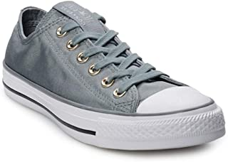 Converse All Star Lo Top Boardwalk Summers Cool Grey/Light Gold Womens 11