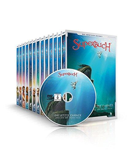 Superbuch Staffel 2 - Komplettbox 13 DVDs