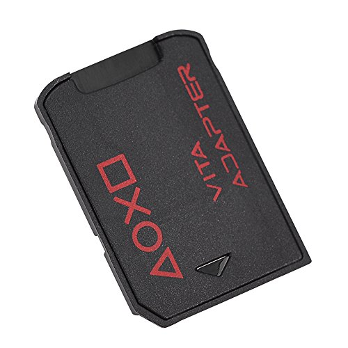 Tonysa Version 3.0 High Speed SD2VITA PSVSD Micro SD Adapter Bis zu 128 GB für PS Vita V1000 / PSV2000 Henkaku Enso 3.60 System