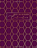 Calendar 2020: Mulberry Wood and Gold Design | December 2019, January 2020 - December 2020 | Weekly Planner 2020 large | Monthly Calendar | Personal ... Goal Setting 2020 | Personal Bucket List 2020