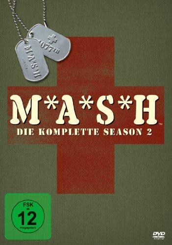M*A*S*H - Die komplette Season 02 [3 DVDs]