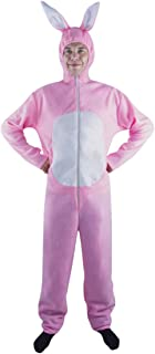 P 'Tit Clown–10280–– Rosa Kaninchen Kostüm für Erwachsene–One Size