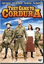 They Came to Cordura [DVD] [Region 1] [US Import] [NTSC]