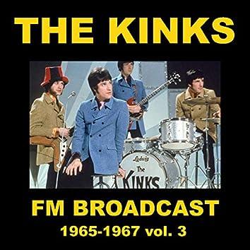 The Kinks FM Broadcast 1964-1967 vol. 3