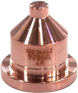 Hypertherm 120826 Nozzle, Shielded, 40 Amp Pkg = 5