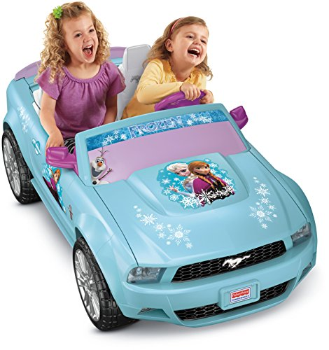 Power Wheels Ford Mustang,...
