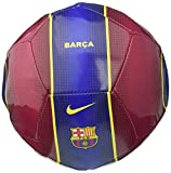 Nike FCB NK SKLS-FA20 Ballons Match Football Unisex-Adult, Noble Red/Loyal Blue/(Varsity Maize), 1