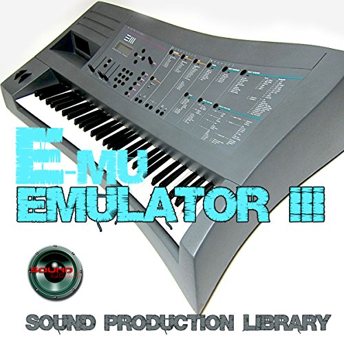 Emulator 3 The Very Best/Große Original Samples Bibliothek auf DVD