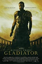 Gladiator Movie Poster 70 x 100 cms