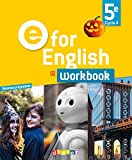 E for English 5e (éd.2017) Workbook - version papier