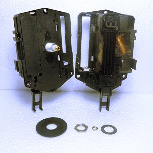 Seiko SKP, meccanismo a motore per movimento al quarzo di orologio a pendolo (lunghezza totale dell'albero: 16,5mm)
