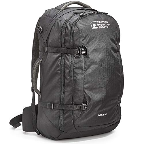 Eastern Mountain Sports Boda 60 Conversion Pack Black One Size