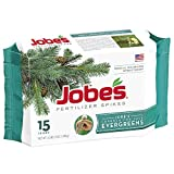 Jobe's 01661 Evergreen Fertilizer Spikes, 15, Brown