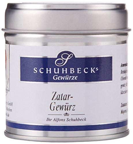 Schuhbecks Zatar Gewürz, 3er Pack (3 x 25 g)