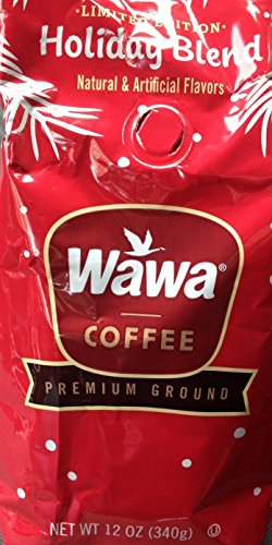Wawa Limited Edition Holiday Blend Premium Ground Coffee - 12 Oz