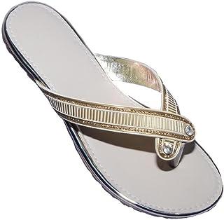 Raman Store Women Silver Rexon Sandle-7