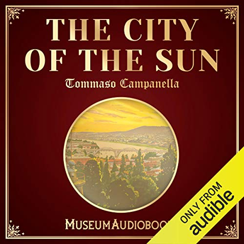 The City of the Sun audiobook cover art