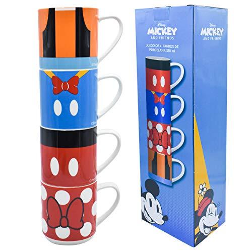 La mejor comparación de Tazas mickey mouse de esta semana. 8