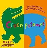 Crocopotamus: Mix and match the wild animals!