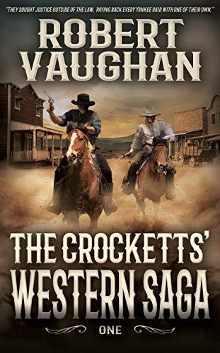 The Crocketts': Western Saga One by [Robert Vaughan]