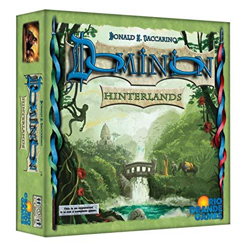 Dominion Hinterlands - Juego de Tablero (Rio Grande Games) [Importado]