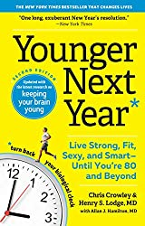 The book Younger Next Year tells you how to stop weight gain with exercise.