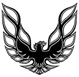 Firebird - Sticker Graphic - Auto, Wall,...