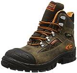 Cofra 13160–000.w43Talla 43S3WR SRC–Zapatillas de Seguridad Frosti, Color Beige/Negro