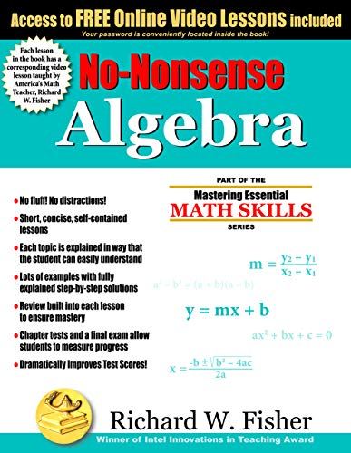 Basic Algebra Math - 8