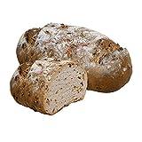 Vestakorn pan artesanal 'Zwiebelbrot' 750g - Pan de centeno mixto con cebolla - pan fresco con masa madre natural