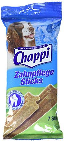 Chappi Zahnpflege Sticks für mittelgroße Hunde, 7Stück, 175g