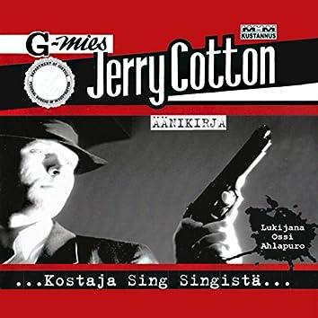 G-Mies Jerry Cotton - Kostaja Sing Singistä