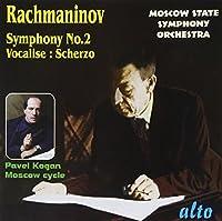 Symphony 2 / Vocalise / Scherzo in D Minor by PAVEL MOSCOW STATE SYMPHONY ORCHESTRA / KOGAN (2009-02-10)