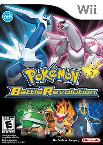 Nintendo Pokémon Battle Revolution, Wii