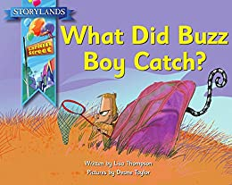 What Did Buzz Boy Catch?: A Storylands, Larkin Street Book by [Lisa Thompson, Reading Eggs, Deane Taylor]