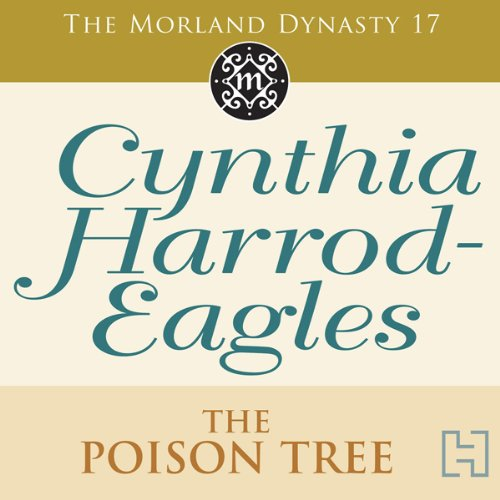 Dynasty 17: The Poison Tree audiobook cover art