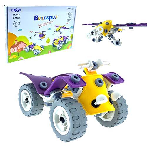 RB&G Build and Play BAU und Konstruktionsspielzeug Baukasten Bauset