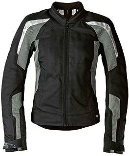 BMW Genuine Motorcycle Riding Women'S Airflow Jacket EU-44  USA-14 Black