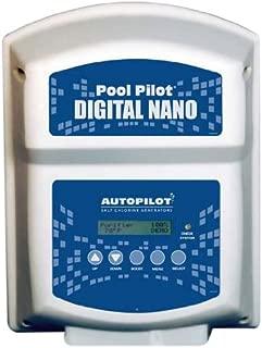 AquaCal Autopilot DN2 Digital Nano 220-volt Salt Chlorine Generator for Pools, 22000-Gallon
