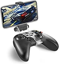 URWOOW Wireless Controller Phone Clip Holder Clamp Mount Stand Bracket for Xbox One Slim S X Controller ( Not for Xbox series X )