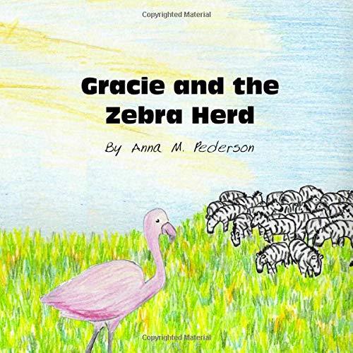 Gracie and the Zebra Herd