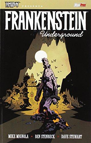 Hellboy presenta: Frankenstein Underground