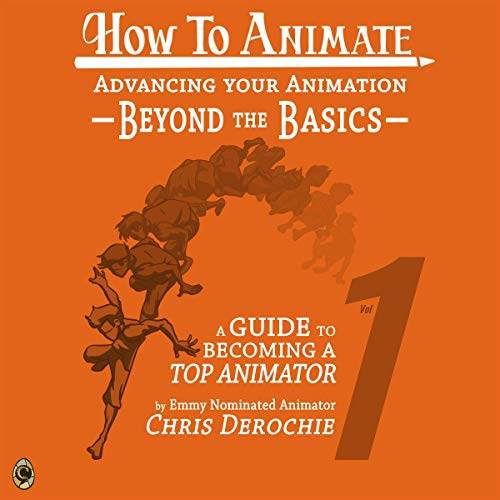 Advancing Your Animation Beyond the Basics: A Guide to Becoming a Top Animator Titelbild